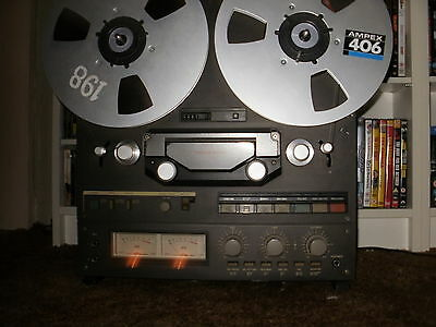 Teac 32-2 Open Reel Tape Recorder