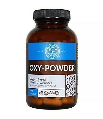 Oxy Powder Colon Cleanser 120 Capsules