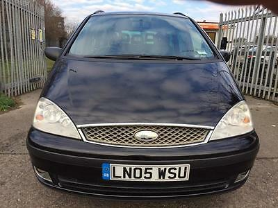 2005 Ford Galaxy 2.3 i Zetec 5dr