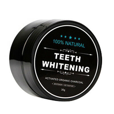 Teeth Whitening Premium Activated Bamboo Charcoal Powder Removal Coffee Stains