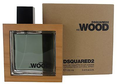 Dsquared2 He Wood 100ml Eau de Toilette Spray for Men