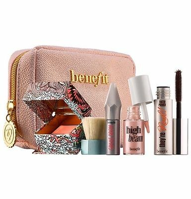 Benefit Sunday My Prince Will Come Easy Weekender Makeup Kit Brand New