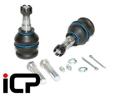 Front Lower Ball Joints & Pinch Bolts Fits Subaru Impreza WRX & WRX STi 92-07