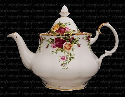 Royal Albert Old Country Roses Large 2 Pint Teapot