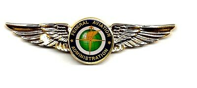 Classic FAA Golden Finish Deluxe #3 Private Pilot Wings