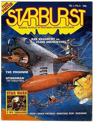 Starburst Vol.1 #2 With Free Gift Poster
