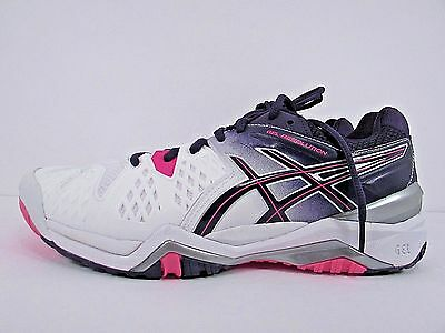 WOMEN'S GEL-RESOLUTION 6 size 10 !!BRAND NEW!!! WITHOUT BOX!! TENNIS!!