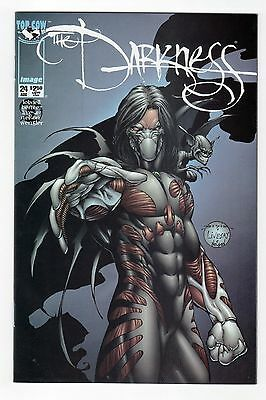 The Darkness Vol.1 #24 Standard Cover