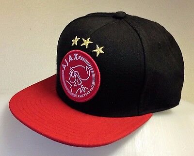 Ajax Home Snap Back Cap 2015/16 by Adidas Size Adult Brand New with Tags