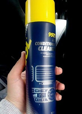 Mannol 9971 Air Con Conditioning Cleaner -  Brand New Air Con Bomb Freshener