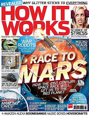 How It Works Magazine Issue 96 (new) 2017