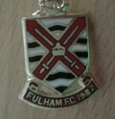 Vintage small  Fulham shield badge