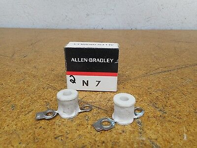 Allen Bradley N7 Thermal Overload Heater Elements New In Box (Lot of 2)