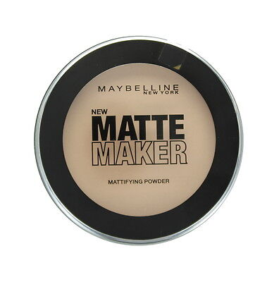 Maybelline Matte Maker Mattifying Powder Compact-40 Pure Beige