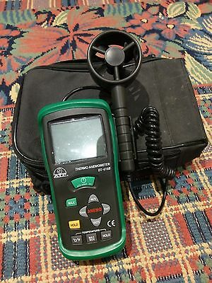 ATP DT-618B Digital Thermo-anemometer