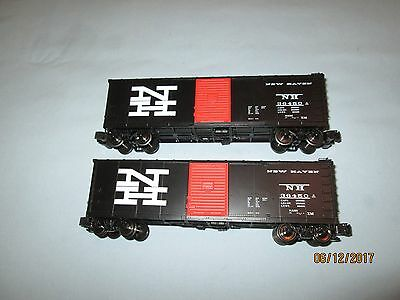 2 MTH #35-74005 New Haven Rebuilt Steel Boxcar #36450