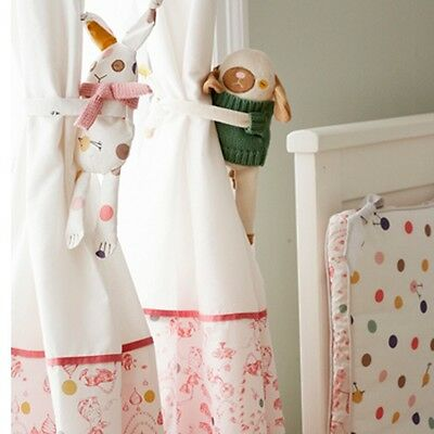 Baby JOULES Cosy Curtains & Helpful Huggers