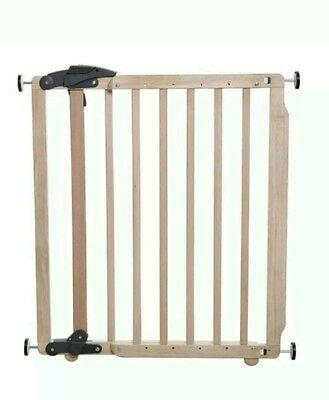 Dreambaby Nottingham Gro-Gate 69-104cm Natural F952