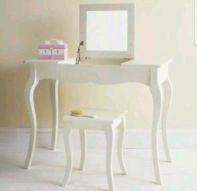 GLTC Girls Florence Dressing Table And Stool BRAND NEW BOXED