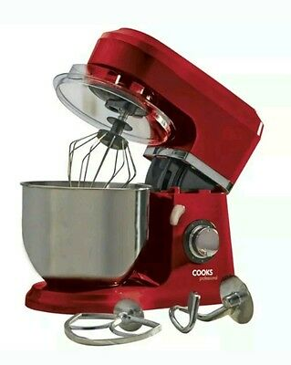Cooks Essential Professional Stand Mixer With Stainless Steel Bowl D9768