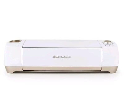 Cricut Gold Explore Air Papercraft Scrapbooking Die Cutting Machine