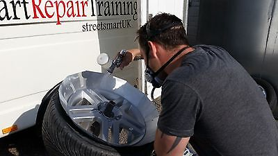 Smart Repair Training  5 Day Intensive 1 to 1 Alloy and colour change course