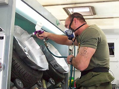 Smart Repair Training 4 Day Intensive 1 to 1 Alloy wheel repair course