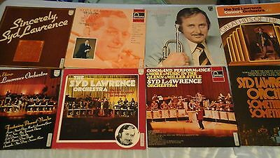 Syd Lawrence Orchestra Vinyl LP Records Big Band Swing Glenn Miller Sound