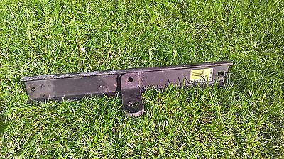 Tow Hitch Bracket For GGP Castelgarden Ride On Lawnmower Garden Tractor