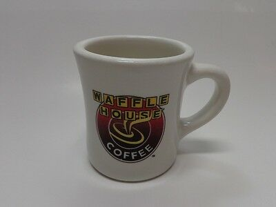 Vintage Waffle House Coffee Cup Mug By Tuxton - Diner Style Coffee Cup