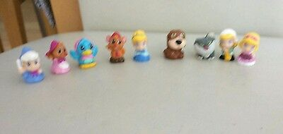 Squinkies toy reward chart Figures Prize Disney Princess Cinderella Gift Idea