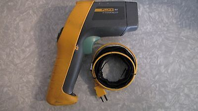FLUKE 561 IR Thermometer & CONTACT THERMOMETER