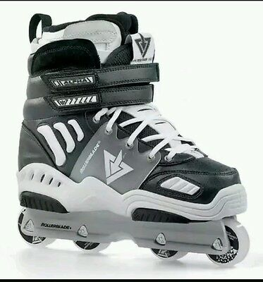 Rollerblade TRS Alpha aggressive inline skates.Size UK 6. From display
