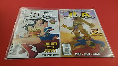 JLA Justice League of America Comics #50-51 (2008)
