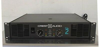 CREST AUDIO AMP CA2 500W Professional Power amplifier