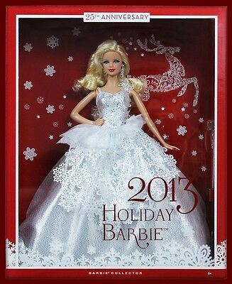 Barbie Collector _ Barbie Holiday 2013 Cuerpo Model Muse (Nrfb)