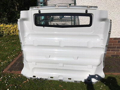 Bulkhead (glazed) from Vivaro 2014 white