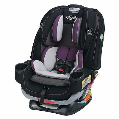Graco 4Ever Extend2Fit 4-in-1 Car Seat, Jodie Brand New