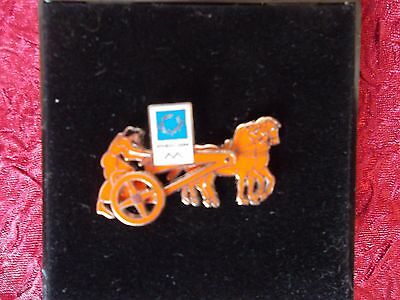 Athens 2004 Olympic Games  Pin Badge