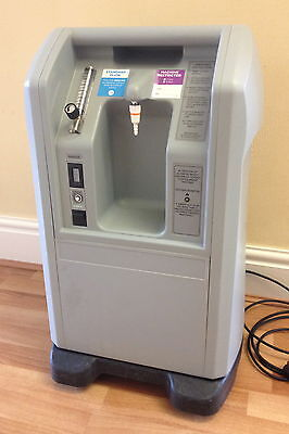 AirSep NewLife Oxygen Concentrator like DeVilbiss