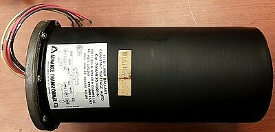 Advance HID Lamp Ballast 79W6351-001-N for (2) 400 W. M59 or H33 Lamps I.L.O.