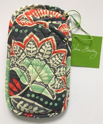 Vera Bradley NWT Double Eye Eyeglass Case in Nomadic Floral Free Shipping