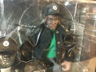 PUBLIC ENEMY CHUCK D figure RARE limited collectable gift MEZCO toy hip hop cool