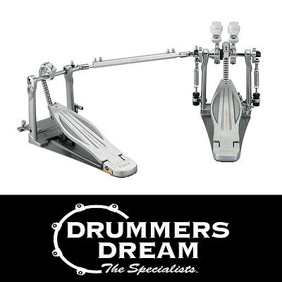 TAMA Speed Cobra Double Kick Bass Drum Pedals HP910LWN with Hardcase