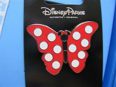 Disney Trading Pins 111424 Minnie Mouse Butterfly