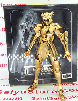 OCE ST S Temple Mc Saint Seiya Cloth Myth EX Gold Gemini Saga metal Cloth