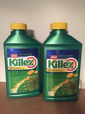 ORTHO Killex® 1L, Lawn Weed Control Concentrate (2 PACK) - EXPEDITED SHIPPING