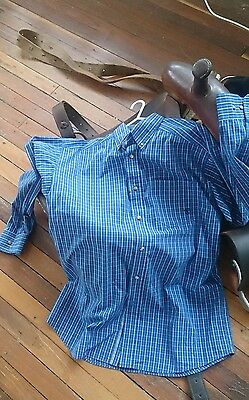 ariat pro series mens shirt size L brand new without tags