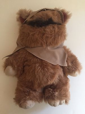 Wicket Ewok Kenner 1973 Plush