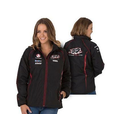 Holden Racing Team Hrt Ladies Jacket V8Supercars Sizes 8 10 12 18